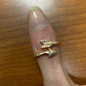 31 NWT arrow metal rings
